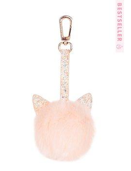 Rose Kitty Pom Pom by Skinnydip