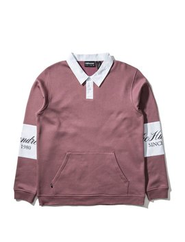 Stack L/S Polo by The Hundreds