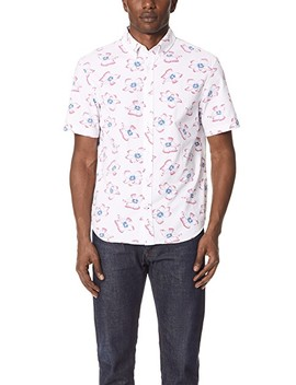 Seersucker Shirt by Club Monaco