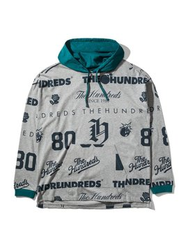 Swap Hooded L/S Shirt by The Hundreds