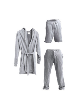 Robe, Pants + Shorts // Gray by Touch Of Modern