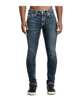 Skinny Fit Super T Jean by True Religion