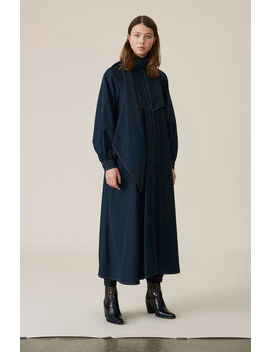 Comstock Coat by Ganni