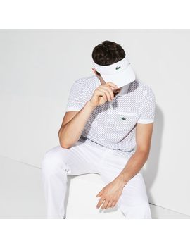 Men's  Sport Piqué And Fleece Tennis Visor by Lacoste