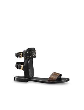 Nomad Sandale by Louis Vuitton