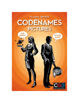 Codenames: Pictures Party Game by Best Buy