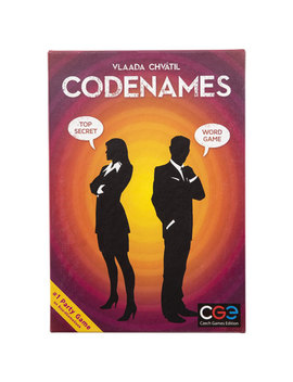 Codenames Party Game by Best Buy
