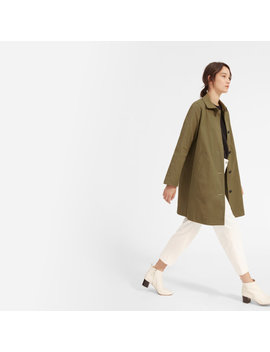 The Mac Coat by Everlane