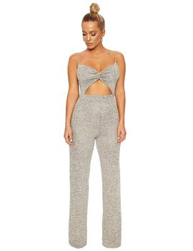 Hole'd Me Down Jumpsuit by Naked Wardrobe