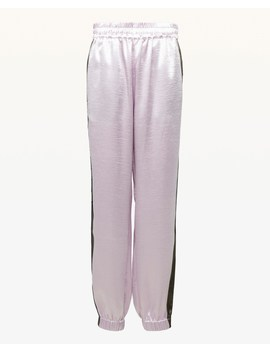 Jxjc Juicy Side Stripe Satin Track Pant by Juicy Couture
