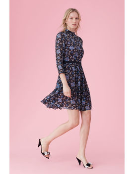 Solstice Floral Clip Dress by Rebecca Taylor