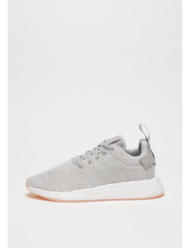 Nmd R2 Grey Two/Grey Two/Crystal White by Adidas