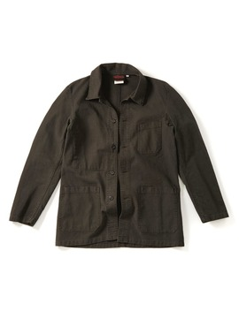 Chore Coat   Cotton Twill by Vetra