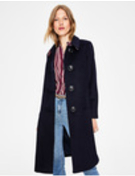 Conwy Coat by Boden