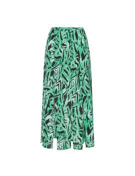 Diana Tiger Skirt by Rixo London