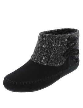 Women's Candi Sweater Moc Bootie by Learn About The Brand Airwalk