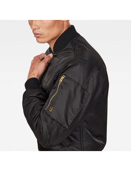 Vodan Quilted Bomber by G Star