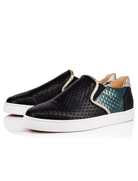Sailor Boat Orlato Men's Flat by Christian Louboutin