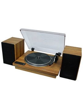 Toshiba Ty Lp200 Belt Drive Usb Turntable With Speakers   Only At Best Buy by Best Buy