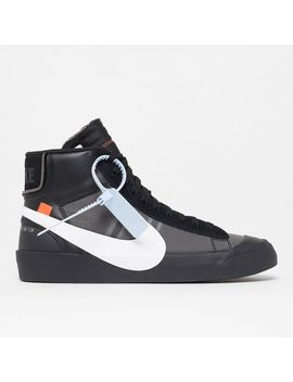 Off White X Blazer Mid (Instore Only) by Solebox