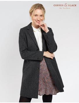 Wool Coat by Fat Face