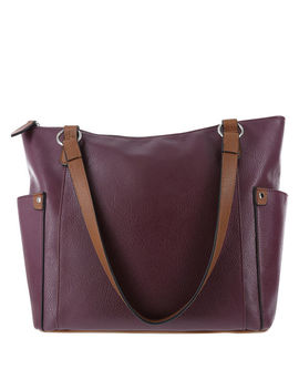 Women's Nancy Tote by Learn About The Brand Minicci