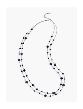 Delicate Double Layer Necklace by Talbots
