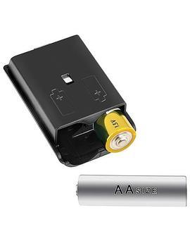 Insten Wireless Controller Battery Pack Shell For Microsoft Xbox 360, Black Insten Wireless Controller Battery Pack Shell For Microsoft Xbox 360, Black by Sears