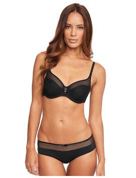 Aeria Tulle Breathable Bra by Chantelle
