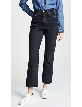 pinch-waist-jeans by agolde