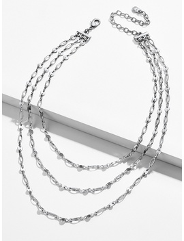 Aphrodite Layered Necklace by Baublebar