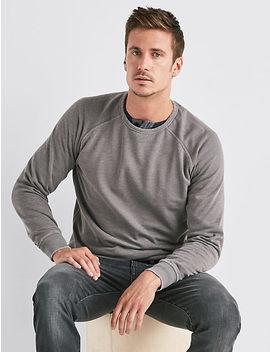 Venice Burnout Crew Sweatshirt by Lucky Brand