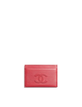 Porte Cartes by Chanel
