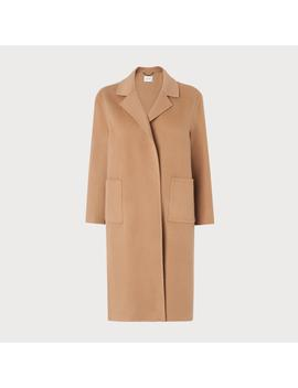 Becca Wool Double Faced Coat by L.K.Bennett