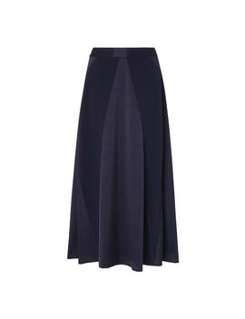 Babette Navy Skirt by L.K.Bennett