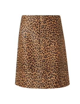Daxon Animal Print Skirt by L.K.Bennett