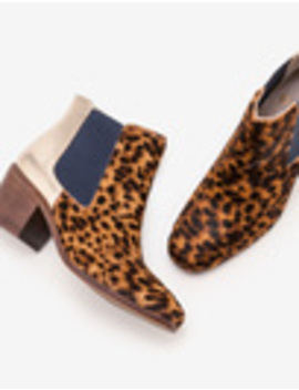 Clapton Ankle Boots by Boden