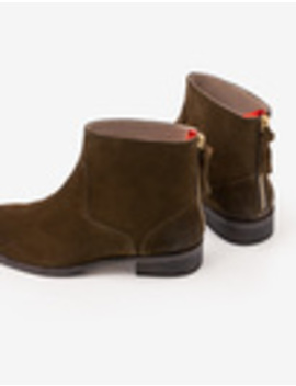 Kingham Ankle Boots by Boden