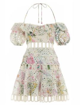 Heathers Off Shoulder Dress by Zimmermann