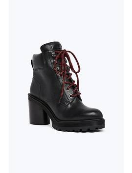 Crosby Hiking Boot by Marc Jacobs