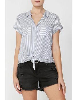 Alexa Short Sleeve Shirt by Decjuba