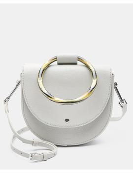 Whitney Bag In Pebbled Leather by Theory