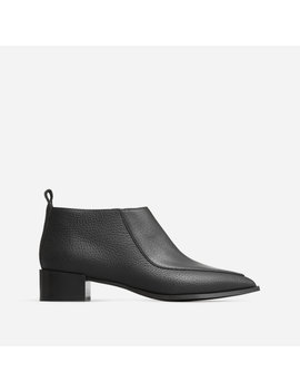 The Boss Bootie by Everlane