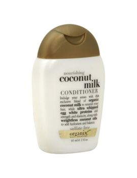 Ogx Coconut Milk Conditioner 2 Oz Ogx Coconut Milk Conditioner 2 Oz by Kmart