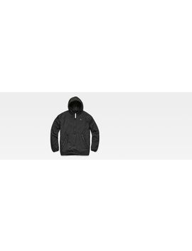 Strett Padded Hooded Anorak by G Star