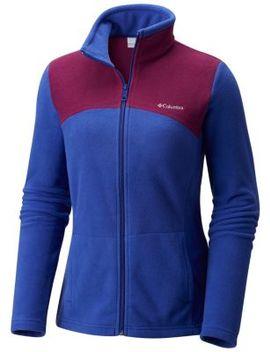 Women's Western Ridge™ Fleece Full Zip by Columbia Sportswear