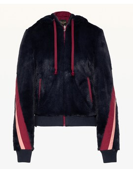 Faux Fur Robertson Jacket by Juicy Couture