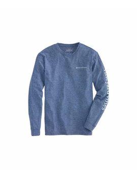 Long Sleeve Edgartown Sport T Shirt by Vineyard Vines