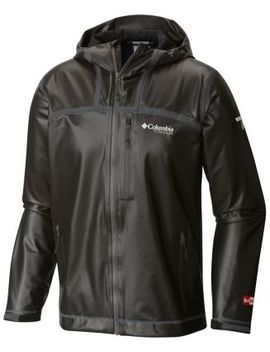 Men's Out Dry™ Ex Stretch Hooded Shell by Columbia Sportswear