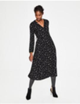 Flora Jersey Midi Dress by Boden